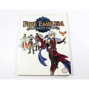 Fire Emblem: Radiant Dawn Premiere Edition Strategy Guide (Prima Games)