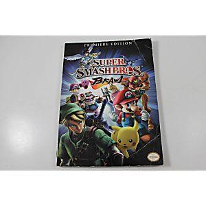 Super Smash Bros: Brawl Premiere Edition Strategy Guide (Prima Games)