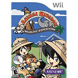 Image of: Animal Parade Lukie Games Animal Kingdom Wildlife Expedition Nintendo Wii Game