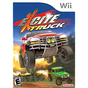 excite truck wii