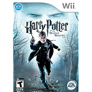 Amazon.com: Harry Potter and the Deathly Hallows Part 1 ...