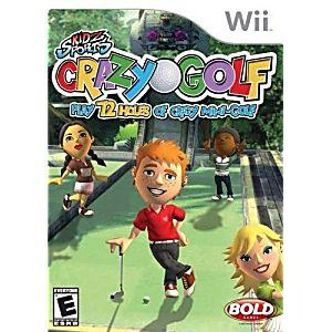 Kidz Sports Crazy Golf