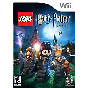LEGO Harry Potter: Years 1-4 - Guide and Walkthrough - Wii ...