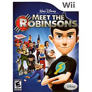 meet the robinsons activities
