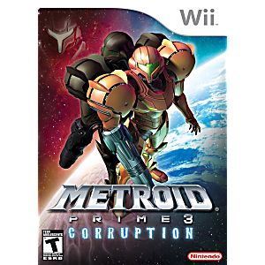 metroid prime 3 corruption nintendo wii game rh lukiegames com metroid prime 3 corruption game guide Metroid Prime 4