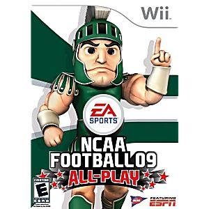 NCAA Football 09 All-Play