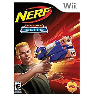 NERF N-Strike Elite Game