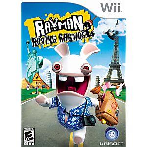 Rayman Raving Rabbids 2
