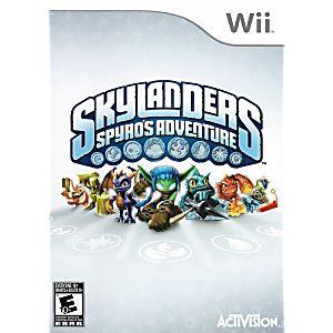 Skylanders Spyro's Adventure Game