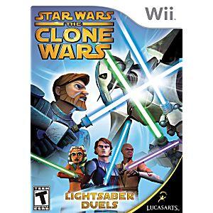 Star Wars Clone Wars Lightsaber Duels