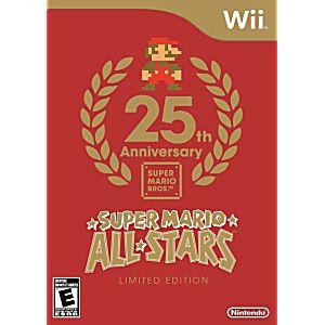 Super Mario All-Stars Limited Edition