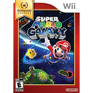 Super Mario Galaxy: Nintendo Selects