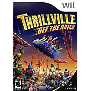 Thrillville Off The Rails