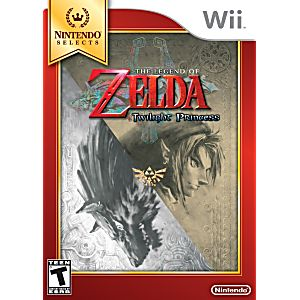 Zelda Twilight Princess: Nintendo Selects