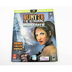 Hunter: The Reckoning -Redeemer Official Strategy Guide (Prima Games)