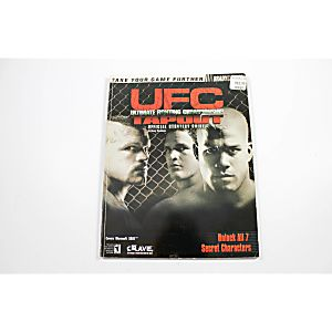 Ufc Tapout Official Strategy Guide (Brady Games)