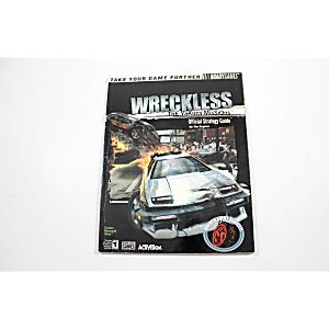 Wreckless the Yakuza Missions Official Strategy Guide (Brady Games)