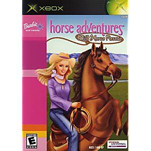 Barbi horse adventure