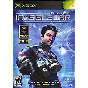 Deus Ex Invisible War Xbox