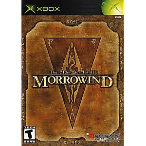 Elder Scrolls 3 III Morrowind
