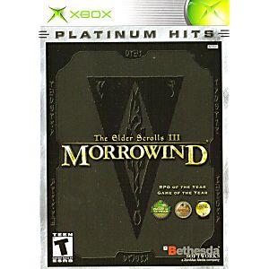 Elder Scrolls III: Morrowind Platinum Hits