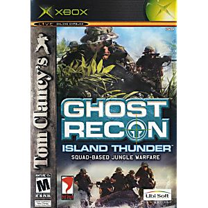 Ghost Recon Island Thunder
