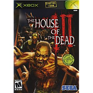 House Of The Dead 3 Xbox