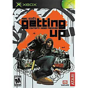 Marc Ecko S Getting Up Contents Under Pressure Xbox