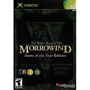 Morrowind Gold: Game Of The Year
