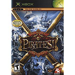 Sid Meiers Pirates Live the Life