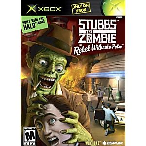 Stubbs The Zombie Xbox