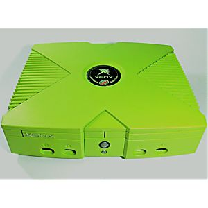 Xbox System - Mountain Dew Limited Edition