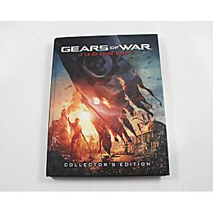 Gears of War Judgment Collector's Edition Official Strategy Guide