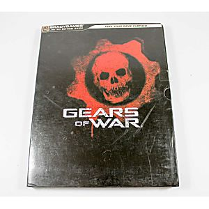 Gears of War Limited Edition Guide (Brady Games)
