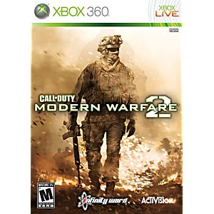Call Of Duty Modern Warfare 2 Xbox 360 Game