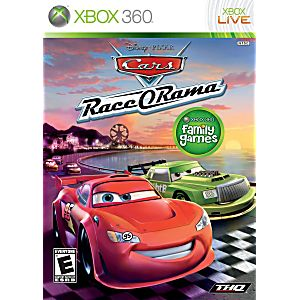 Cars Race O Rama Xbox Game
