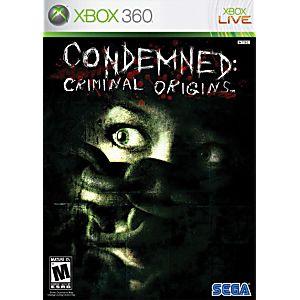 Condemned Criminal Origins