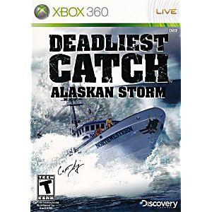 Deadliest Catch Alaskan Storm