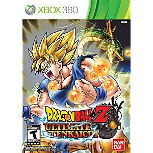 dragon ball ultimate tenkaichi 3ds