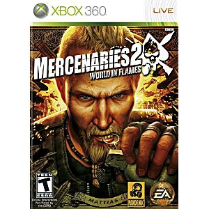 Mercenaries 2 world in flames xbox 360 game mercenaries 2 world in flames altavistaventures