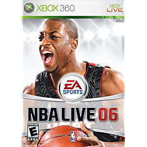 nba live 2006 game cube