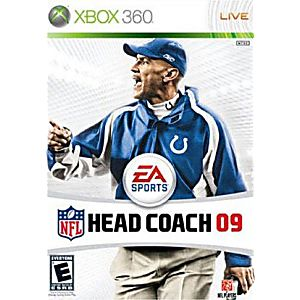 NFL Head Coach 2009 Xbox 360 Game