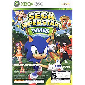 Sega Superstars Tennis Xbox Live Arcade Combo