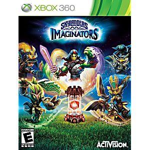 skylanders imaginators microsoft xbox 360 game