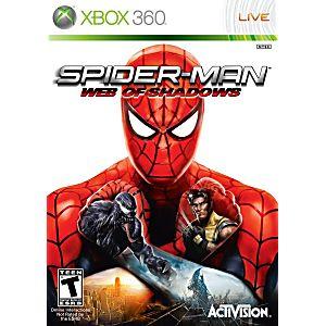 Spider-Man Web of Shadows