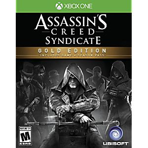 Assassin's Creed Syndicate Gold Edition - Xbox One Game