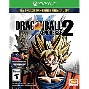 Dragon Ball Xenoverse 2: Day One Edition