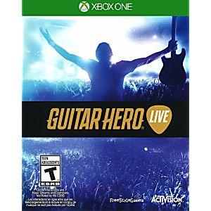 Guitar Hero Live Just Game