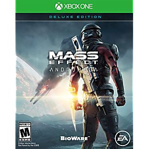 Mass Effect Andromeda: Deluxe Edition