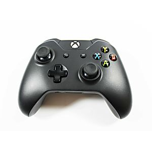Xbox One Controller with 3.5mm - Black